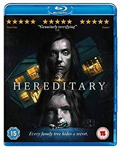 Hereditary Blu-ray Disc