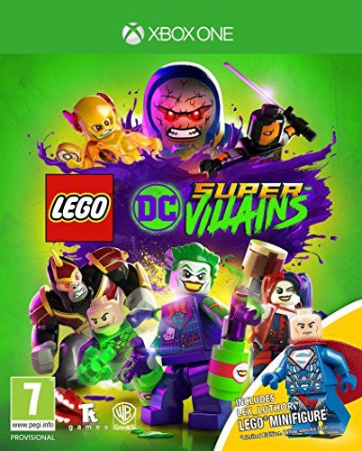 Lego DC Super Villains Lex Luthor Special Edition (Xbox One)